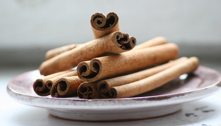 Cinnamon may spice up your love life.