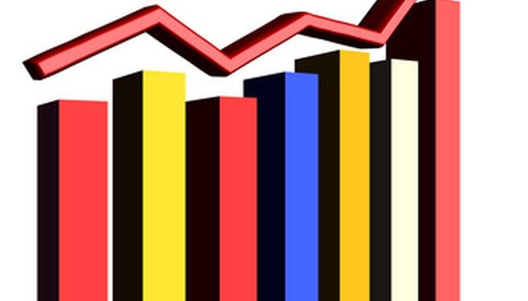 Diferena entre grfico de barras e grfico de linhas grficos de barras e de linhas apresentam dados de duas formas diferentes graph bars image by tomislav from fotolia ccuart Gallery