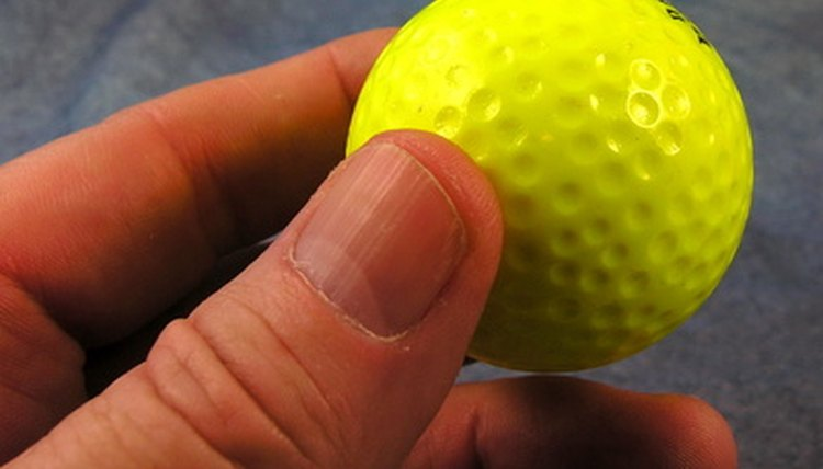 Golf balls have uses in relfexology that go well beyond the golf course.