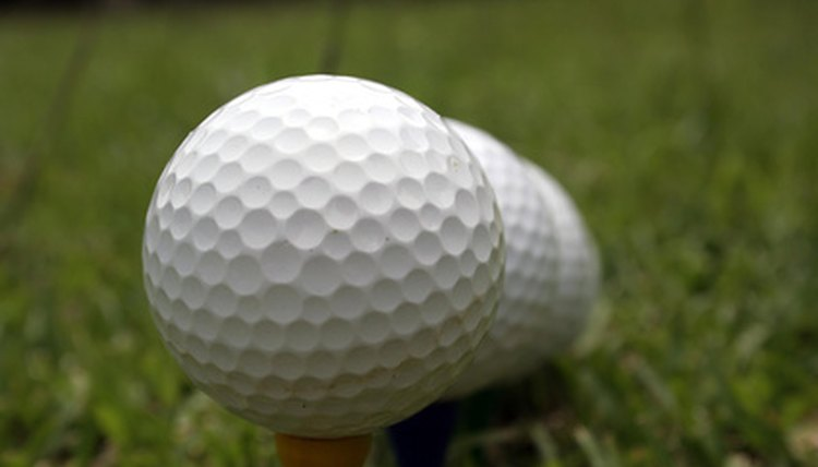 Golf ball types can affect speed, distance, spin and other variables.