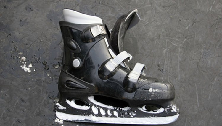 How to Remove Rust From Ice Skates