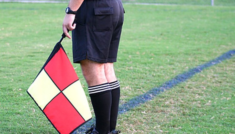 How to Attach a Soccer Referee Badge