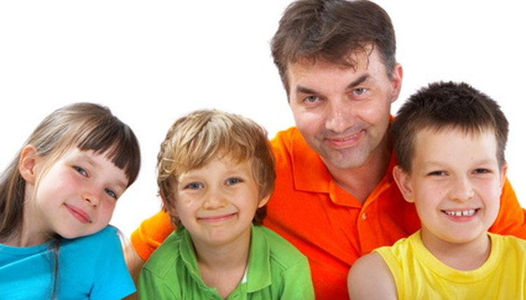 Unwed fathers must establish paternity before custody or child support can be awarded.