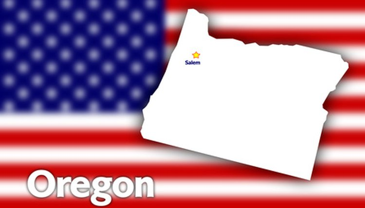 Oregon law, power, attorney
