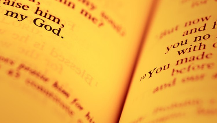 Theologians study who God is.