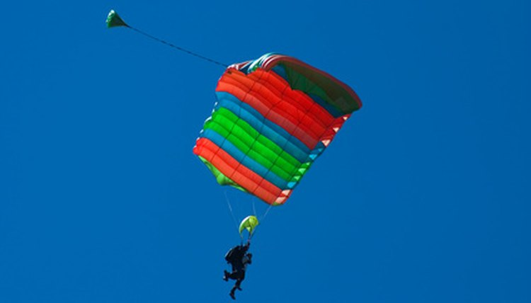 The Relative Risks of Bungee Jumping, Skydiving and Ballooning