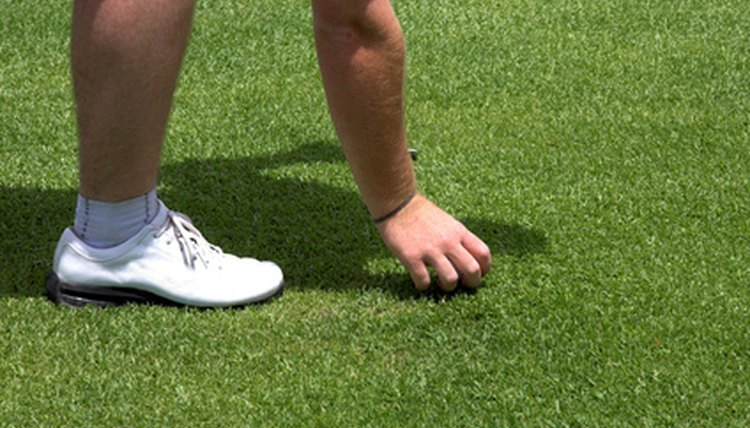 A golfer's legs and calves are crucial to a powerful golf swing.