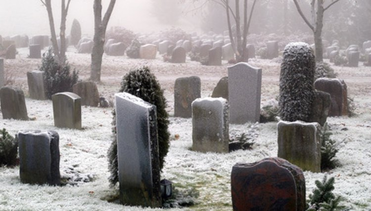 Cemeteries decide the number of urns contained in one burial plot.