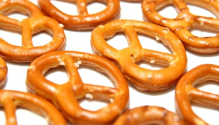 Giant pretzels are a popular fundraising product.