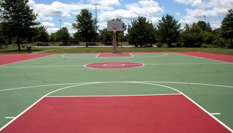 Basketball Gym Size Regulations
