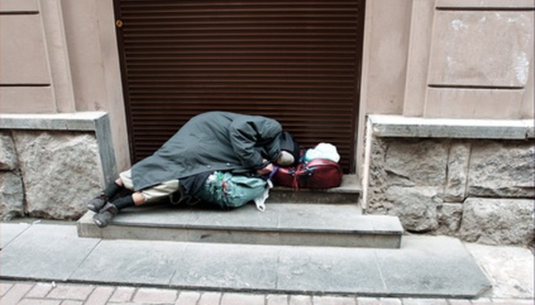 Offer to work with the homeless as a gift to a priest.