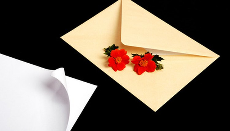 How to address a card to the happy couple can be perplexing.