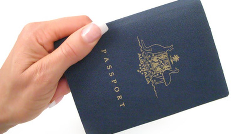 All Australian citizens need a passport in order to leave the country.