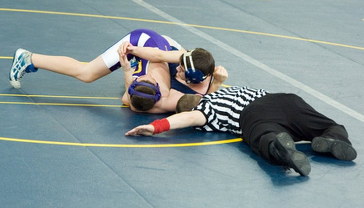 How to Seed a 16 Man Wrestling Bracket
