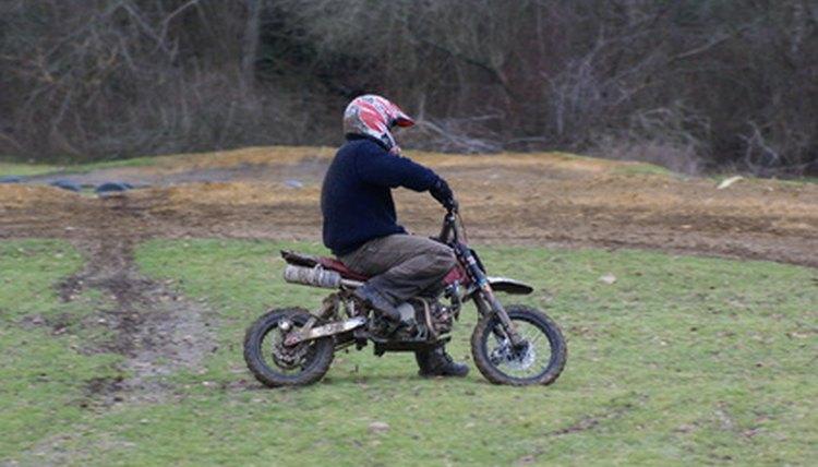 How to Make a 49CC Pocket Bike Faster