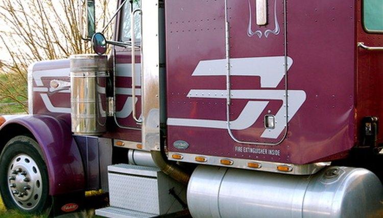The Job Description for a Flat Bed Truck Driver | Career Trend