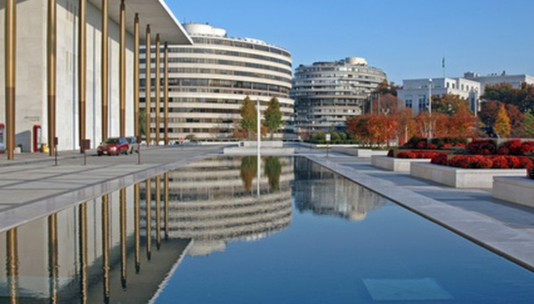 Buildings such as the Kennedy Center honor their namesakes' achievements.