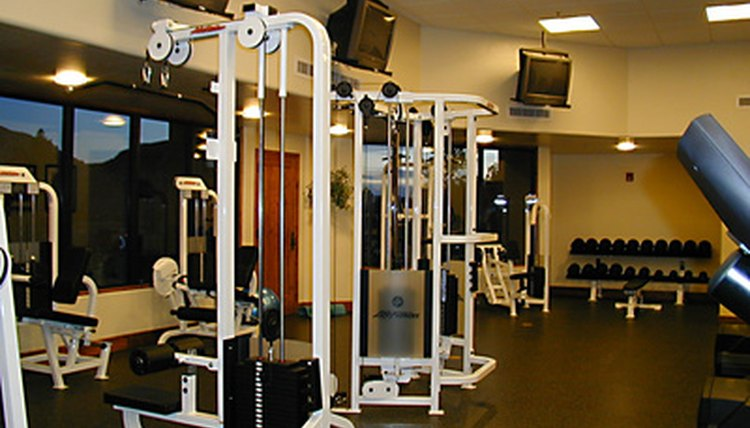 How to Run the Cables for a York 2001 Multi Gym