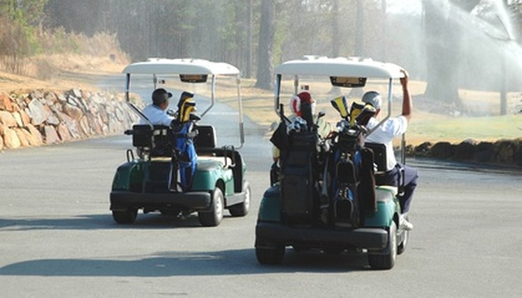 Handicaps allow a group of golfers with differing skill levels to compete fairly.