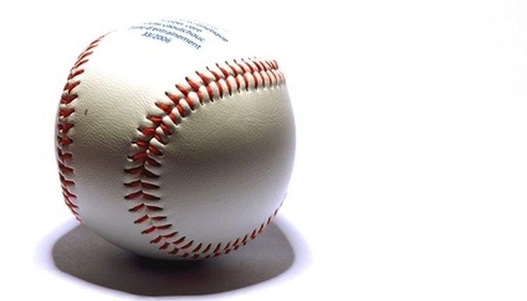 Different Kinds of Baseballs