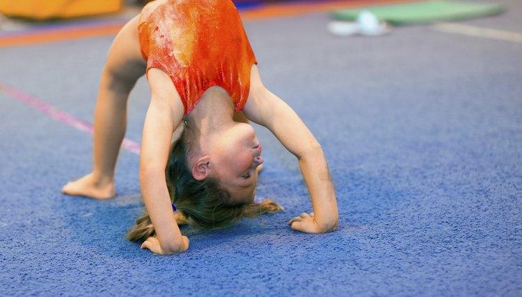 What Is the Job Description for a Gymnastics Coach for Children ...
