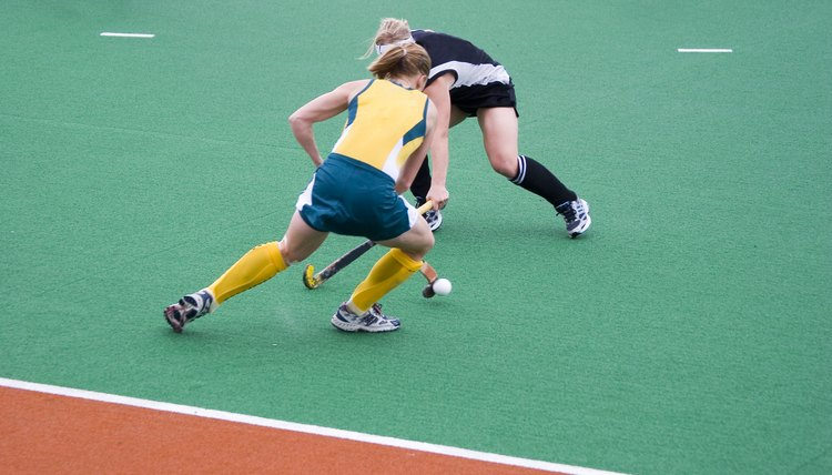 Why Are All Field Hockey Sticks Right Handed?