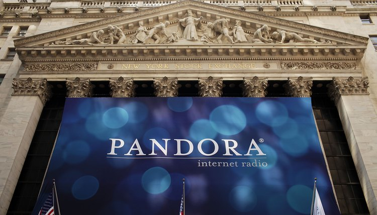 Pandora Radio is an Internet streaming radio service, not a traditional radio.