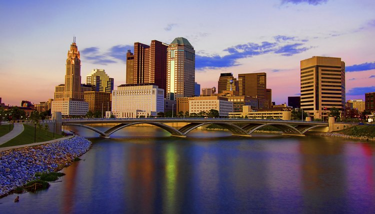 Columbus was born to be a capital city.