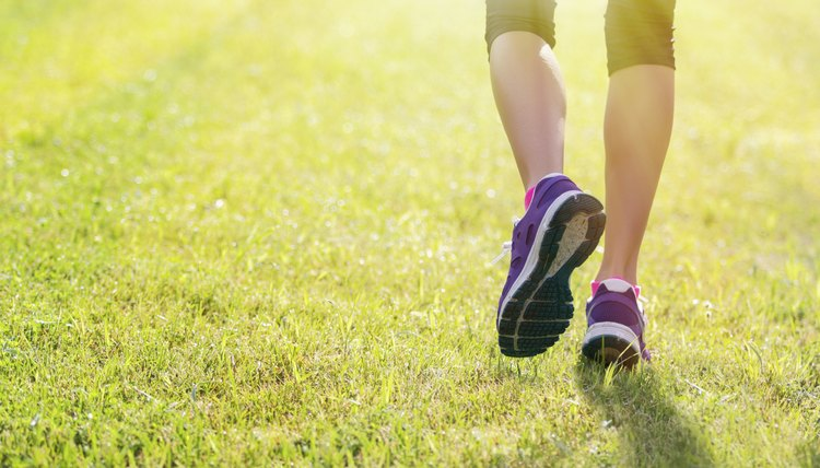 How to Lose Weight by Walking in the Morning