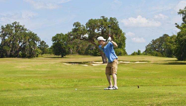 43-Inch Vs. 45-Inch Golf Drivers