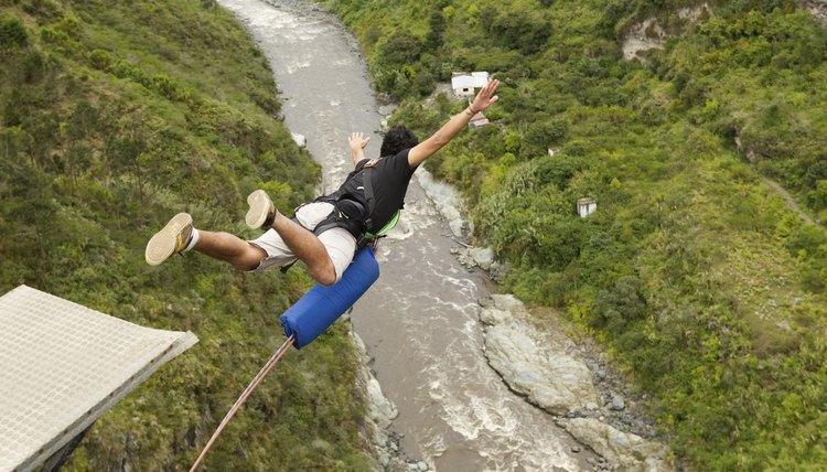Bungee Jumping in Pennsylvania