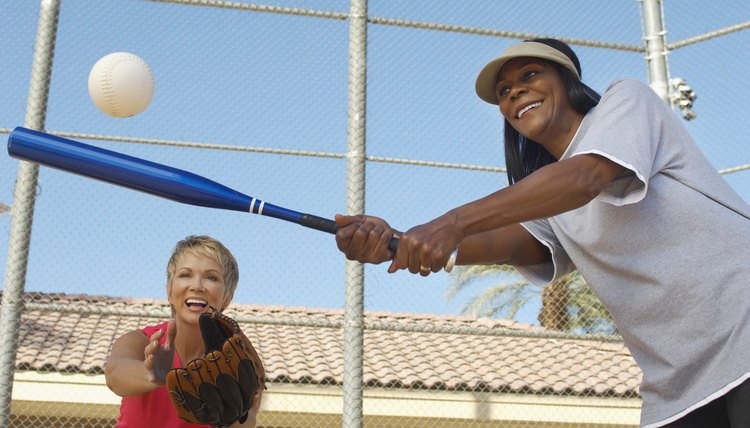 How to Hit a Home Run in Softball