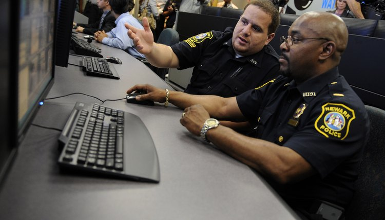 Newark Mayor Cory Booker Unveils City's New Surveillance Operations Center