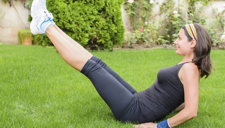 Exercises for the Lower Abdomen