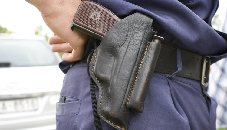 Define Right- & Left-Handed Holsters