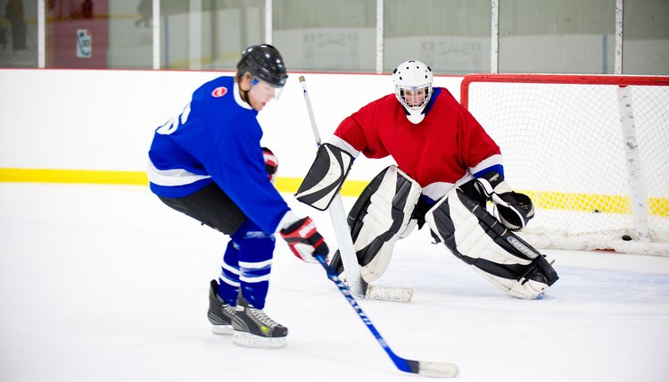 How Does an NHL Hockey Player Spend a Workday?