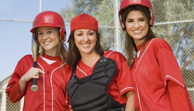 ASA Softball Rules on Uniforms