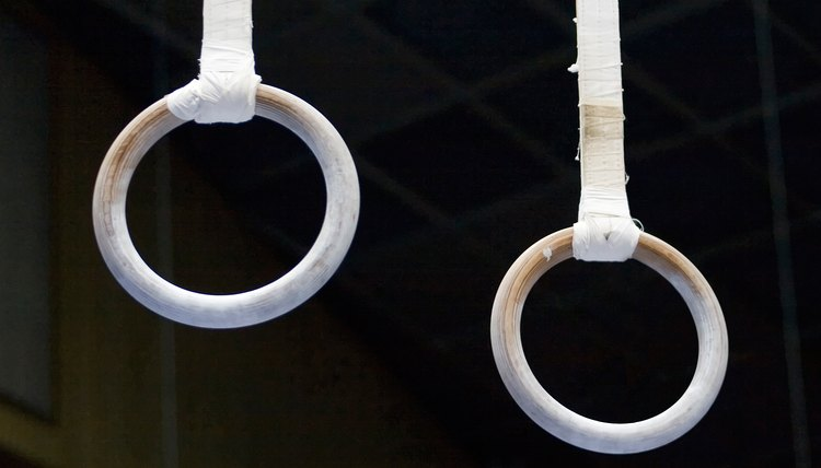 How to Mount Gymnastic Rings