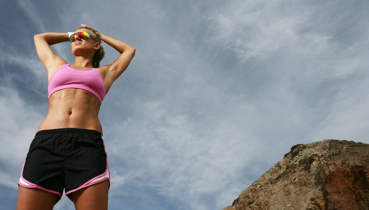 The Difference Between Runner and Bodybuilding Abs