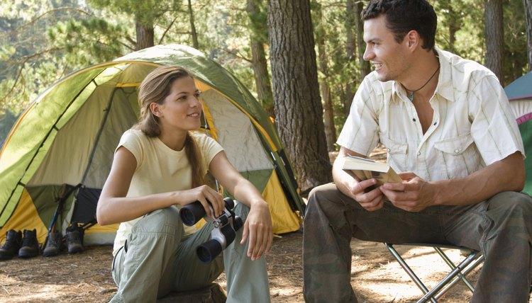 A mutual love of the outdoors may make you more compatible.
