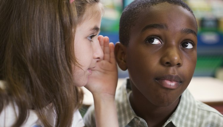Communication with peers can help students understand African-American history.