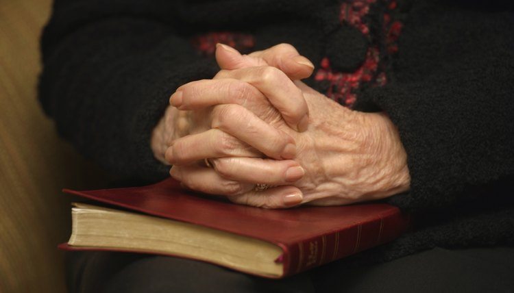 Bible-study lessons to encourage senior adults in their new stage of life.