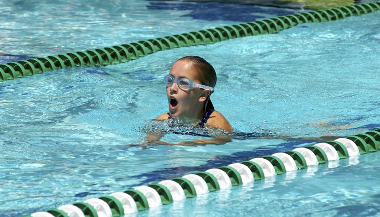 How to Improve Swimming Times in 11- to 12-Year-Olds?