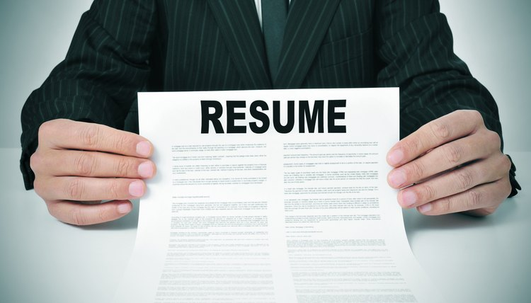 How To Write A Great Resume Without A College Degree