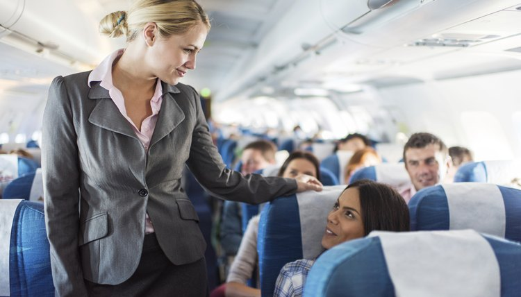 The Duties Of A Flight Attendant  Career Trend