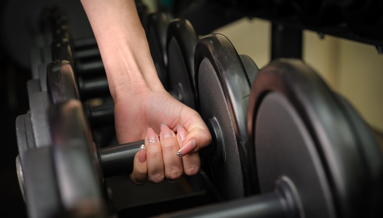 Swollen Fingers During Exercise