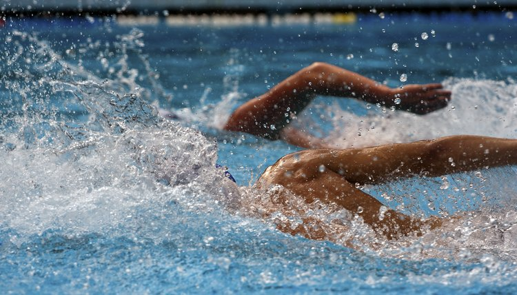 What Is the World Record for 100 Meter Freestyle Swimming?