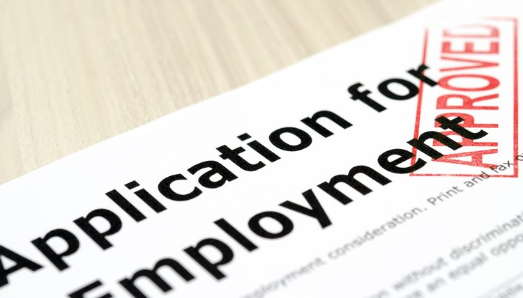how to find my past employment history career trend
