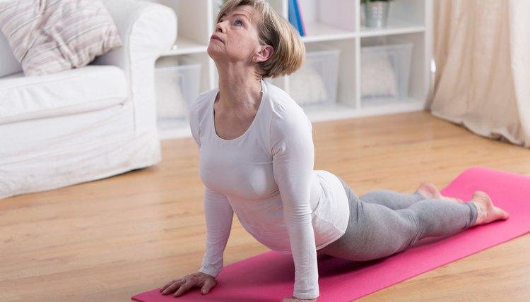 Yoga Postures for Sciatic Nerve Pain