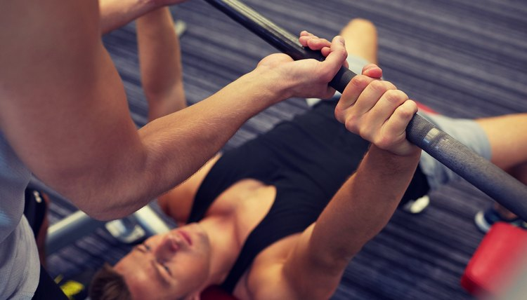 How to Increase an Incline Bench Press